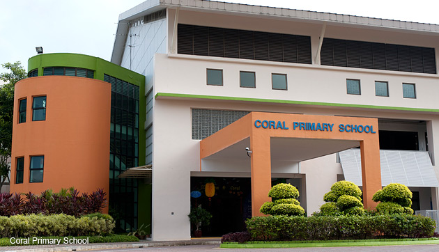 Coco Palms coral primary school