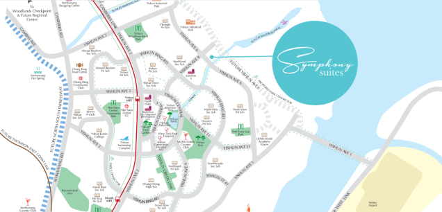 symphony suites location
