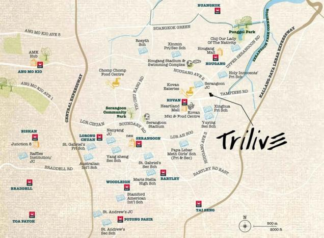 Trilive-@-Tampines-Road-Koven-Location-Map