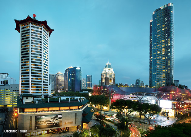venue residences orchard road