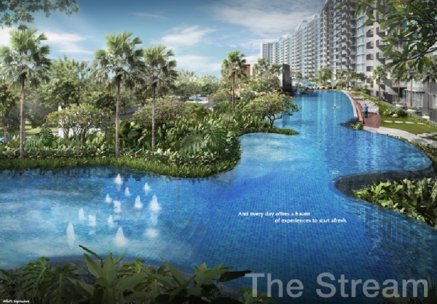 Kingsford Waterbay artist impression 2