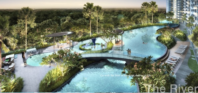 Kingsford Waterbay artist impression 4