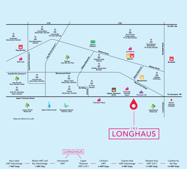 183 longhaus location map