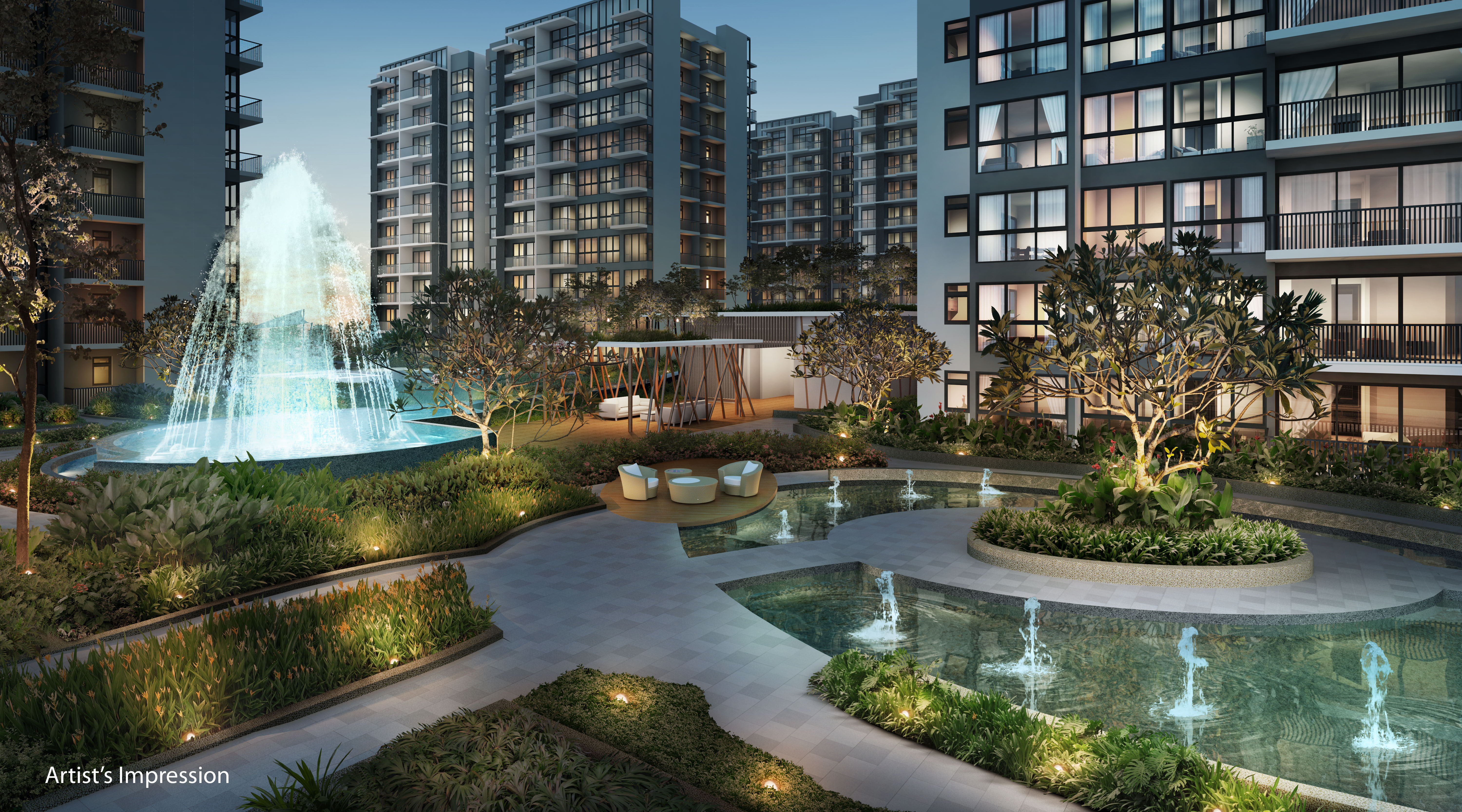 North Park Residences By Fraser Centerpoint Limited