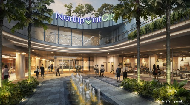 Northpoint_City_Concourse
