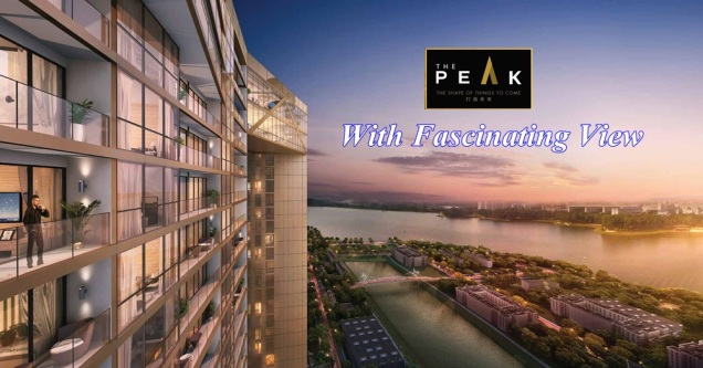 the peak phnom penh view