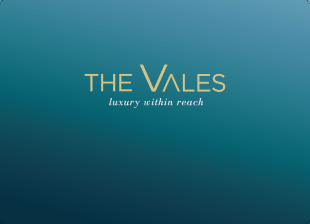 The Vales Brochure Page 1