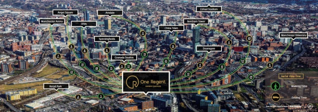 One-Regent-Manchester_Location