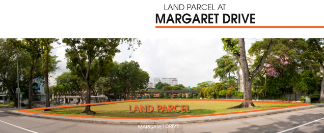 margaret drive site view